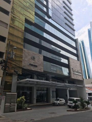PANAMA VIP10, S.A. Oficina en Venta en Obarrio en Panama Código: 17-5886 No.1