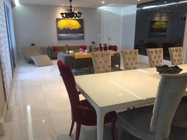 PANAMA VIP10, S.A. Apartamento en Venta en Punta Pacifica en Panama Código: 17-5689 No.3