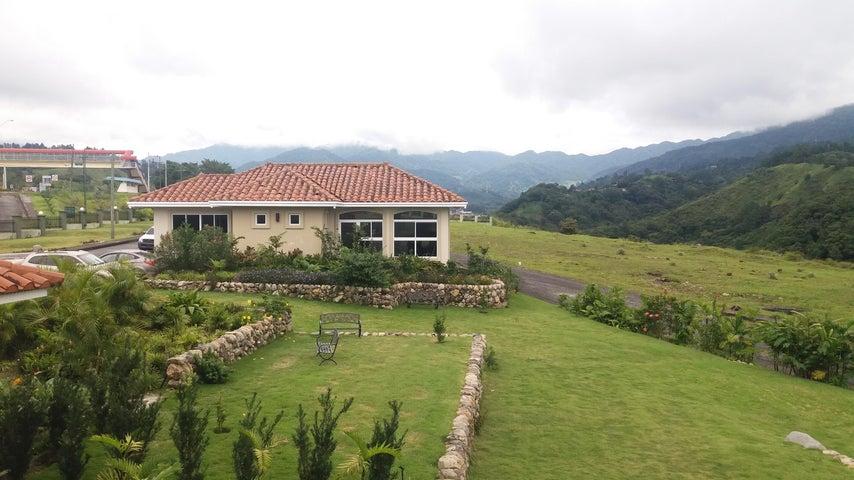 PANAMA VIP10, S.A. Apartamento en Alquiler en Jaramillo en Boquete Código: 17-5922 No.1
