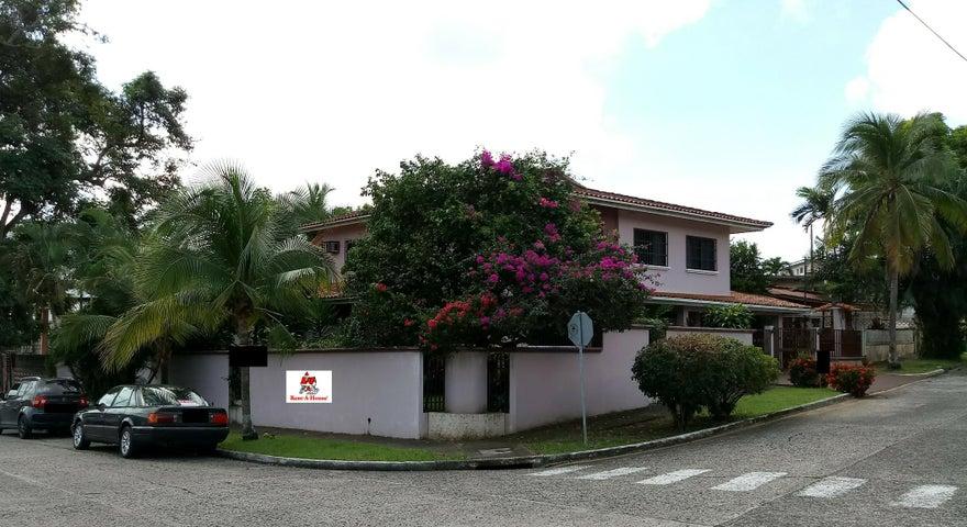 PANAMA VIP10, S.A. Casa en Venta en Betania en Panama Código: 17-5965 No.1