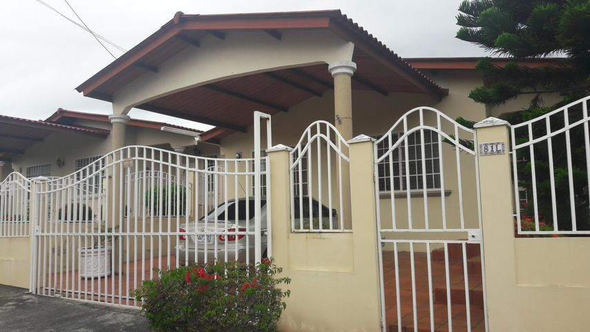 Casa / Venta / San Miguelito / Brisas Del Golf / FLEXMLS-17-6000