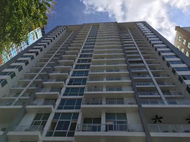 Apartamento / Alquiler / Panama / El Cangrejo / FLEXMLS-17-6043