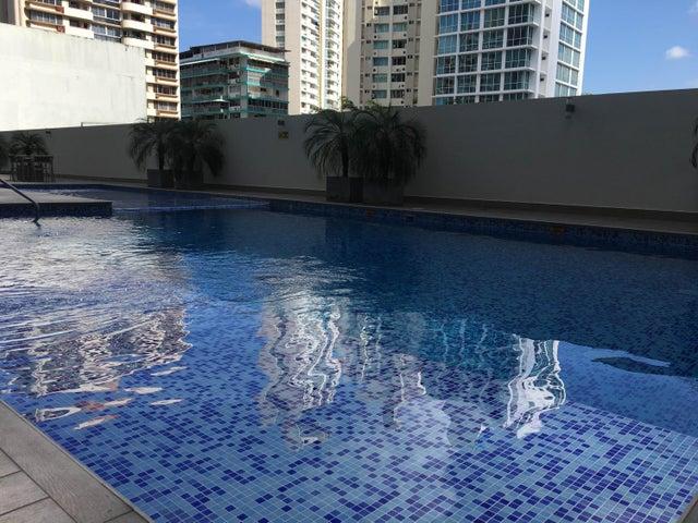 PANAMA VIP10, S.A. Apartamento en Alquiler en El Cangrejo en Panama Código: 17-6043 No.5