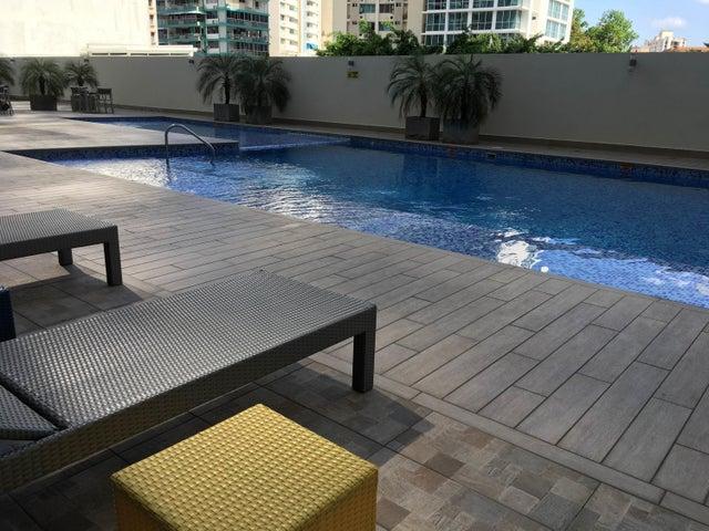 PANAMA VIP10, S.A. Apartamento en Alquiler en El Cangrejo en Panama Código: 17-6043 No.7