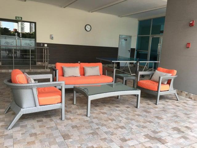 PANAMA VIP10, S.A. Apartamento en Alquiler en El Cangrejo en Panama Código: 17-6043 No.8
