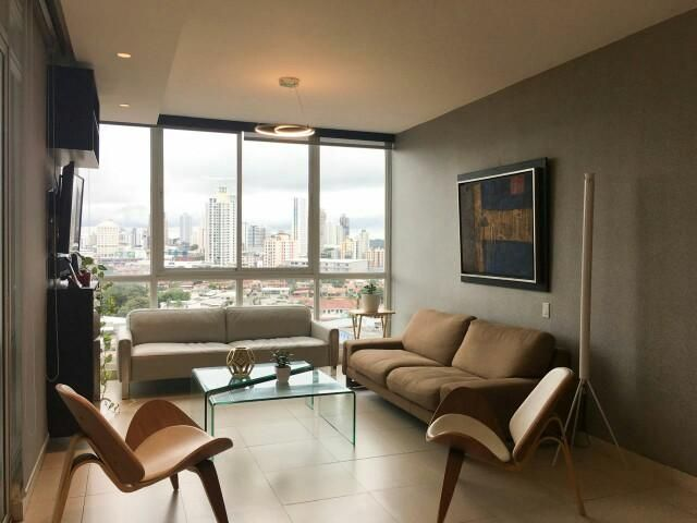 PANAMA VIP10, S.A. Apartamento en Venta en San Francisco en Panama Código: 17-6046 No.9