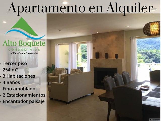 PANAMA VIP10, S.A. Apartamento en Alquiler en Jaramillo en Boquete Código: 17-5922 No.2