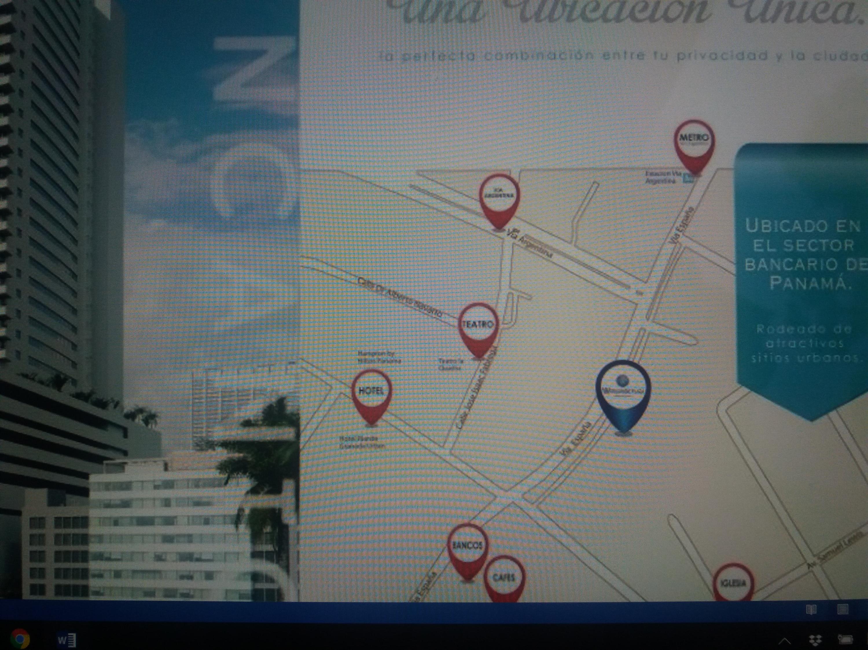PANAMA VIP10, S.A. Apartamento en Venta en Via Espana en Panama Código: 17-6066 No.8