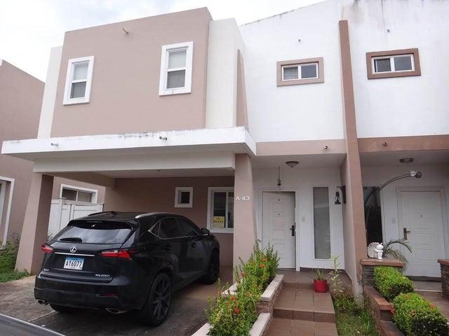 Casa / Alquiler / Panama / Brisas Del Golf / FLEXMLS-17-6083