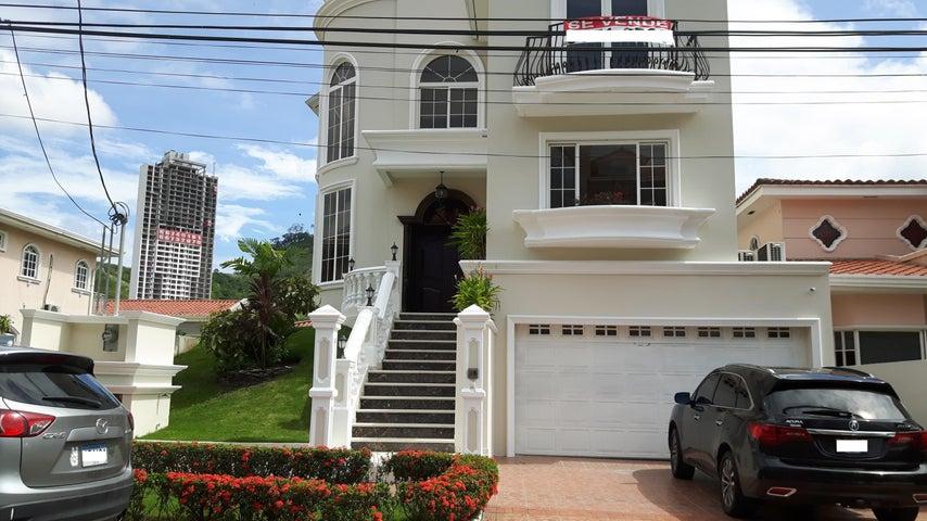 PANAMA VIP10, S.A. Casa en Venta en Altos de Panama en Panama Código: 17-6137 No.1