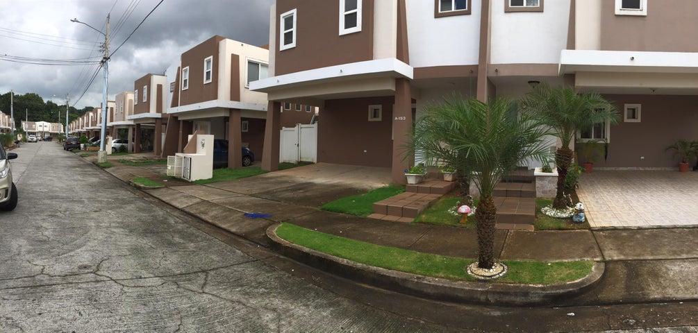 PANAMA VIP10, S.A. Casa en Alquiler en Brisas Del Golf en Panama Código: 17-6130 No.1