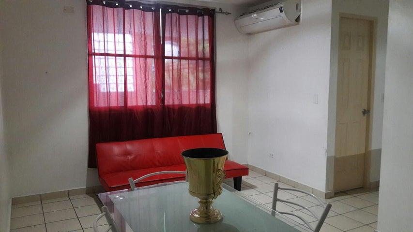 PANAMA VIP10, S.A. Apartamento en Alquiler en 12 de Octubre en Panama Código: 17-6017 No.4