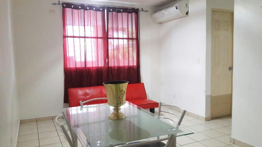 PANAMA VIP10, S.A. Apartamento en Alquiler en 12 de Octubre en Panama Código: 17-6017 No.7