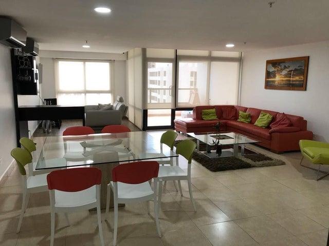PANAMA VIP10, S.A. Apartamento en Alquiler en Costa del Este en Panama Código: 17-6449 No.3