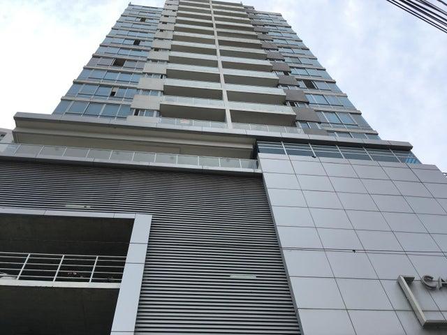 Apartamento / Alquiler / Panama / El Cangrejo / FLEXMLS-17-6173