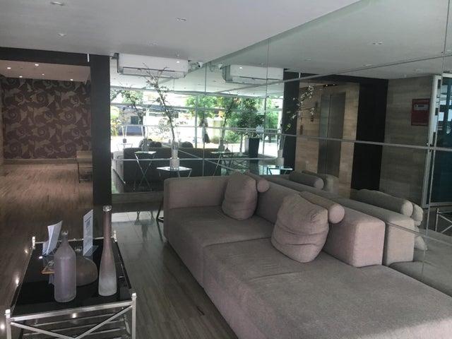 PANAMA VIP10, S.A. Apartamento en Alquiler en El Cangrejo en Panama Código: 17-6174 No.3