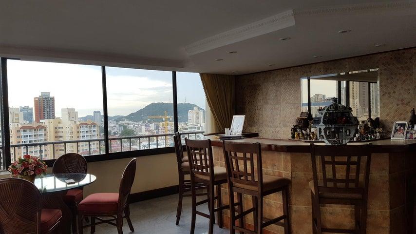 PANAMA VIP10, S.A. Apartamento en Venta en Bellavista en Panama Código: 17-6176 No.4