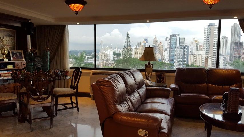 PANAMA VIP10, S.A. Apartamento en Venta en Bellavista en Panama Código: 17-6176 No.8