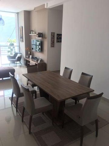 PANAMA VIP10, S.A. Apartamento en Alquiler en Obarrio en Panama Código: 17-4688 No.2