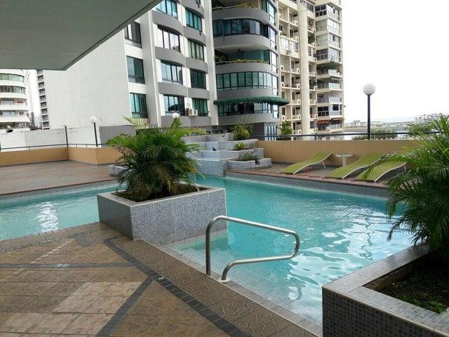 PANAMA VIP10, S.A. Apartamento en Alquiler en Paitilla en Panama Código: 17-6224 No.1