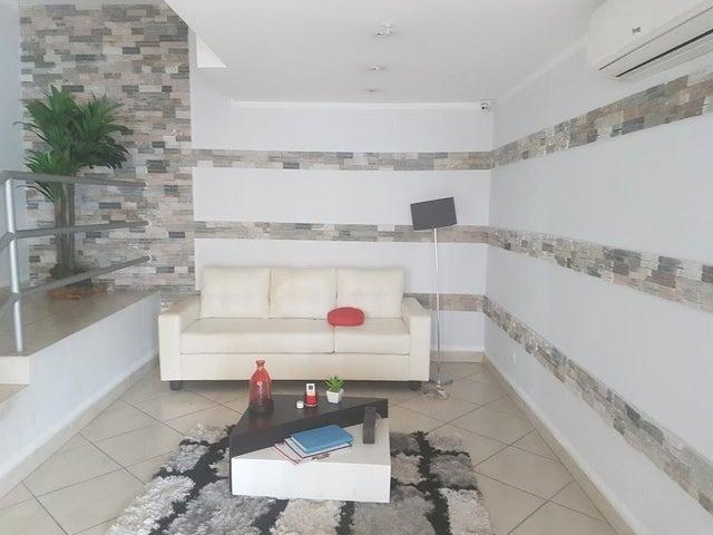 PANAMA VIP10, S.A. Apartamento en Alquiler en 12 de Octubre en Panama Código: 17-6243 No.1