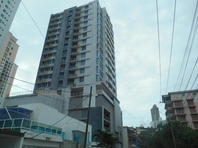 Apartamento / Alquiler / Panama / El Cangrejo / FLEXMLS-17-6245