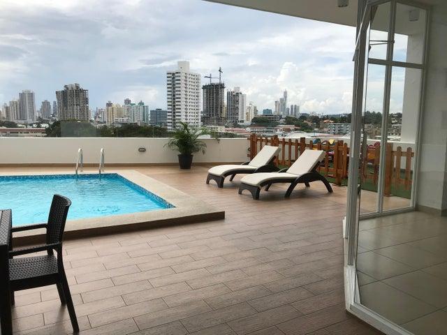 PANAMA VIP10, S.A. Apartamento en Venta en Carrasquilla en Panama Código: 17-6281 No.0