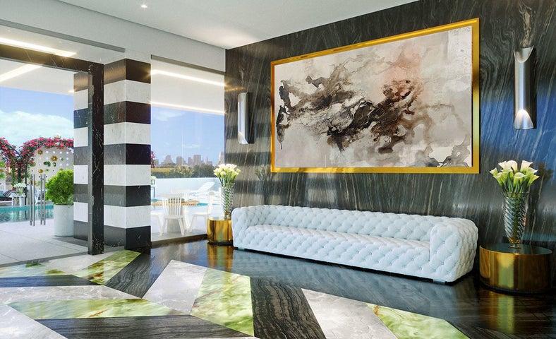 PANAMA VIP10, S.A. Apartamento en Venta en San Francisco en Panama Código: 17-6294 No.3