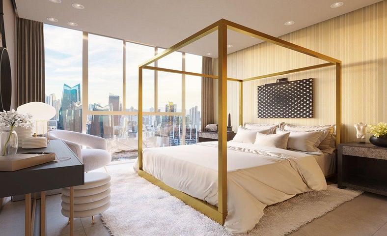 PANAMA VIP10, S.A. Apartamento en Venta en San Francisco en Panama Código: 17-6294 No.5