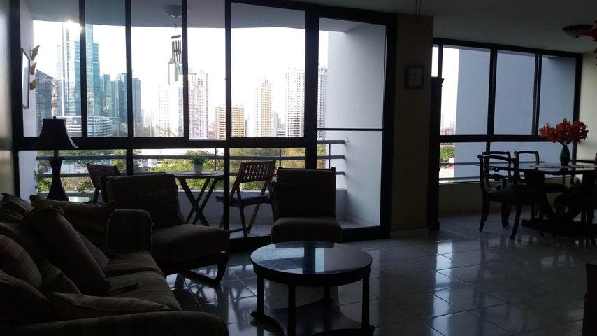 PANAMA VIP10, S.A. Apartamento en Alquiler en Paitilla en Panama Código: 17-6361 No.1