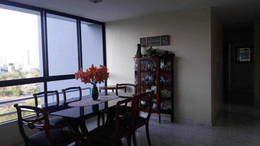 PANAMA VIP10, S.A. Apartamento en Alquiler en Paitilla en Panama Código: 17-6361 No.3