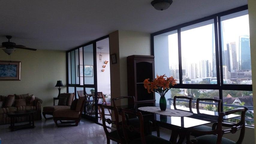 PANAMA VIP10, S.A. Apartamento en Alquiler en Paitilla en Panama Código: 17-6361 No.4