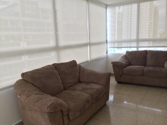PANAMA VIP10, S.A. Apartamento en Alquiler en Paitilla en Panama Código: 17-6388 No.7