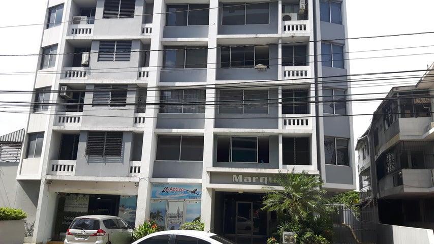 Apartamento / Alquiler / Panama / El Cangrejo / FLEXMLS-17-6421