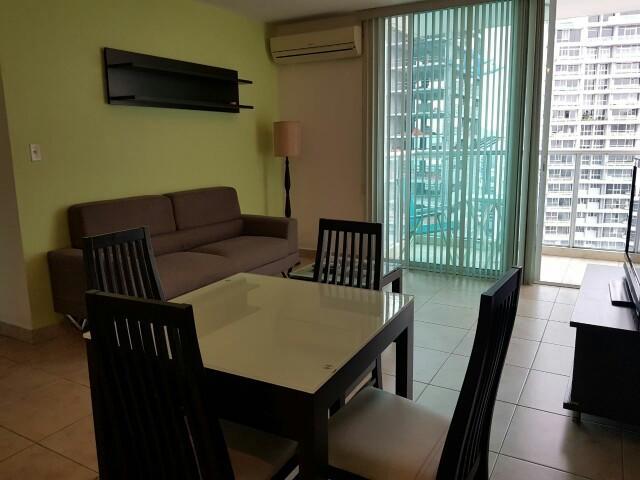 PANAMA VIP10, S.A. Apartamento en Alquiler en El Cangrejo en Panama Código: 17-6535 No.2
