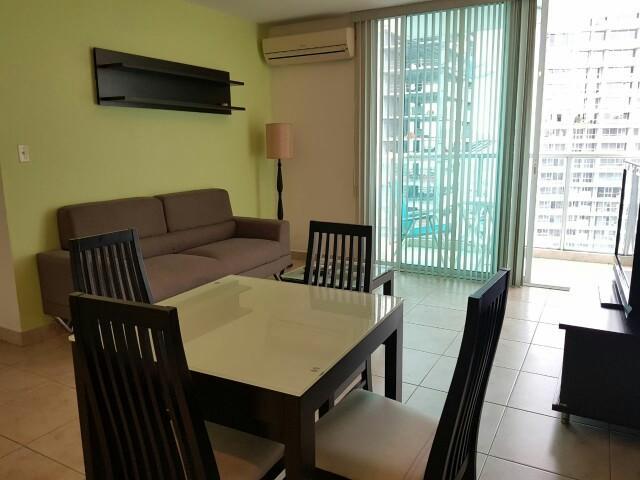 PANAMA VIP10, S.A. Apartamento en Alquiler en El Cangrejo en Panama Código: 17-6535 No.3