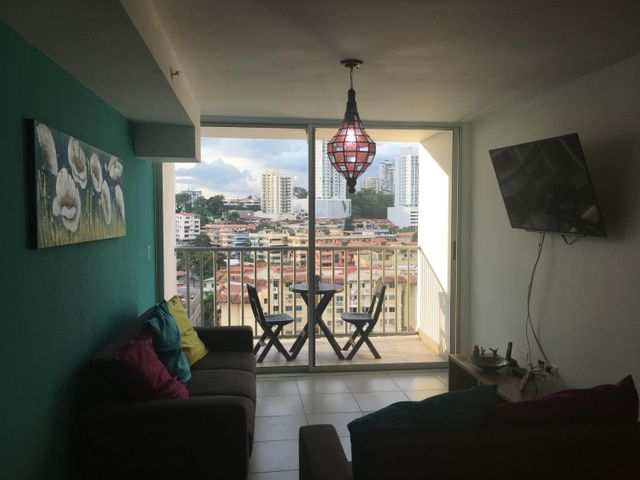 PANAMA VIP10, S.A. Apartamento en Alquiler en Via Espana en Panama Código: 17-6547 No.4