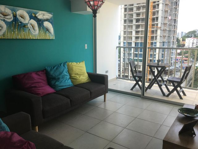 PANAMA VIP10, S.A. Apartamento en Alquiler en Via Espana en Panama Código: 17-6547 No.3
