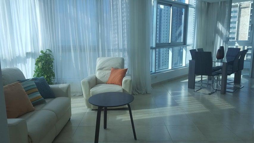 PANAMA VIP10, S.A. Apartamento en Alquiler en Costa del Este en Panama Código: 17-6558 No.2