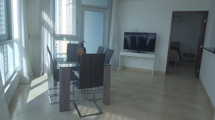 PANAMA VIP10, S.A. Apartamento en Alquiler en Costa del Este en Panama Código: 17-6558 No.5