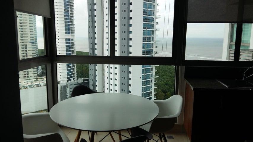 PANAMA VIP10, S.A. Apartamento en Alquiler en Costa del Este en Panama Código: 17-6601 No.5