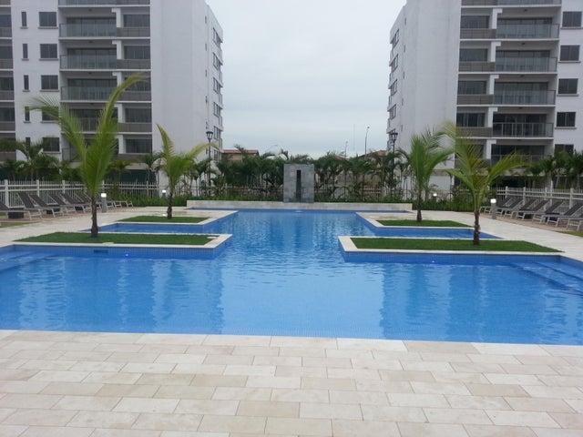 PANAMA VIP10, S.A. Apartamento en Alquiler en Panama Pacifico en Panama Código: 17-6615 No.1