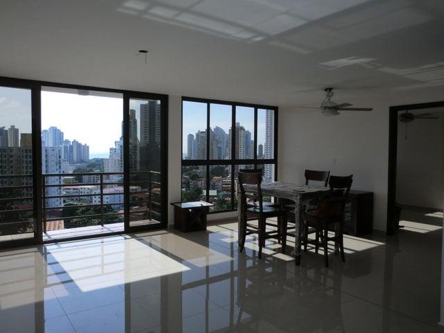 PANAMA VIP10, S.A. Apartamento en Alquiler en Carrasquilla en Panama Código: 17-6641 No.9