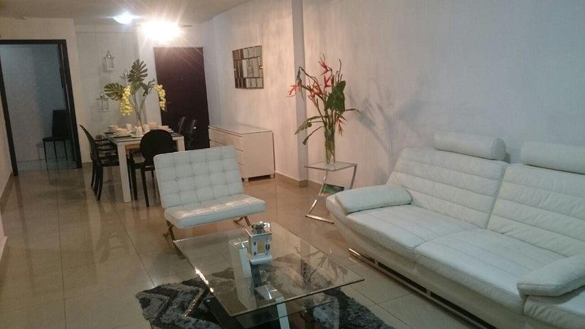 PANAMA VIP10, S.A. Apartamento en Venta en Bellavista en Panama Código: 17-6684 No.2