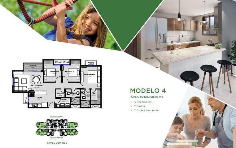 PANAMA VIP10, S.A. Apartamento en Venta en Panama Pacifico en Panama Código: 17-6713 No.6