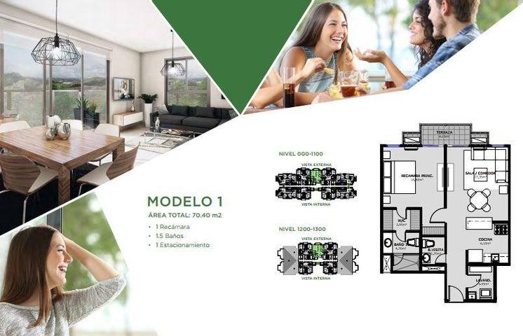 PANAMA VIP10, S.A. Apartamento en Venta en Panama Pacifico en Panama Código: 17-6714 No.3