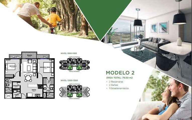 PANAMA VIP10, S.A. Apartamento en Venta en Panama Pacifico en Panama Código: 17-6714 No.4