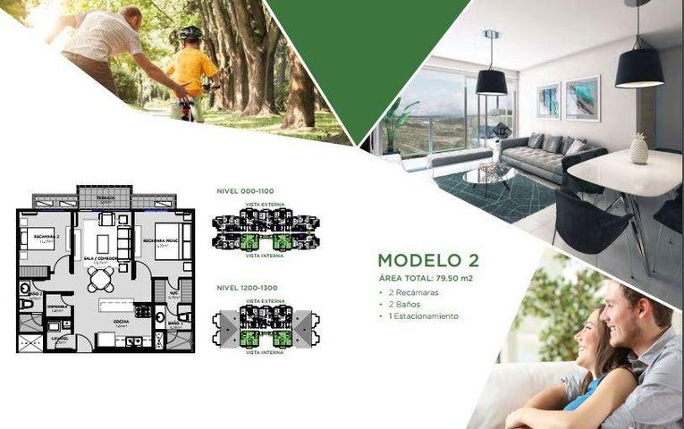 PANAMA VIP10, S.A. Apartamento en Venta en Panama Pacifico en Panama Código: 17-6715 No.5