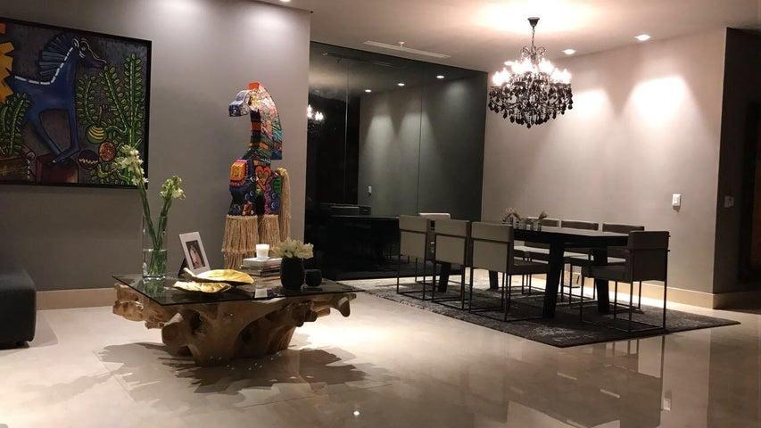 PANAMA VIP10, S.A. Apartamento en Alquiler en Santa Maria en Panama Código: 18-49 No.5