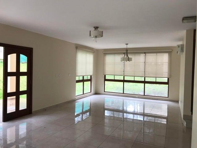 PANAMA VIP10, S.A. Casa en Alquiler en Clayton en Panama Código: 18-274 No.3